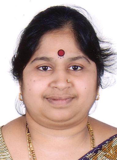 Hony. Joint Treasurer : Mrs. P.Sandhya Laxman Kumar, B.Com.,