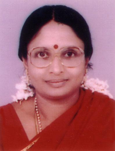 Chairperson : Mrs. P.Uma Maheshwari Gupta,M.A.,