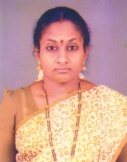 Mrs. Anitha K.I.Ramesh.,B.Com.,