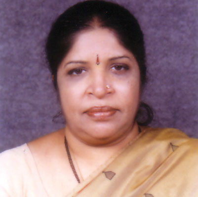 Mrs. Jayalakshmi Kuppuraj B.Sc.,