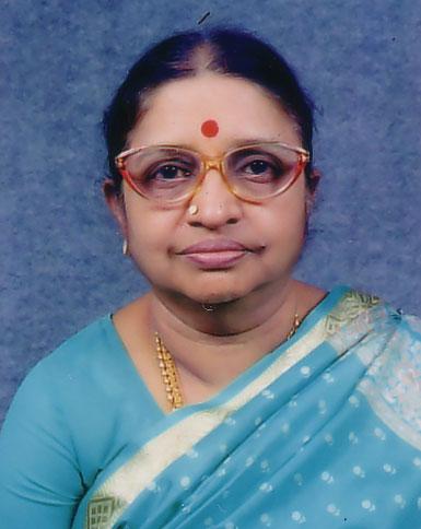 Mrs. Lalitha Sudhakar