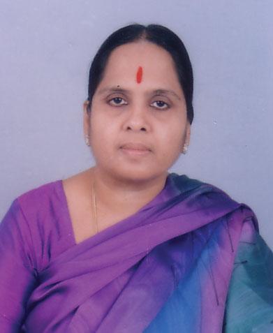 Mrs. Sukumari Venugopal