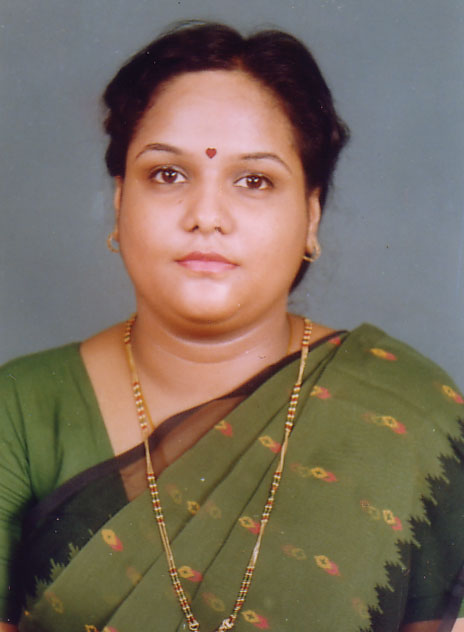 Mrs. V.Priyasri Vijayendran, B.Com.,